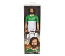 FC Elite Andrea Pirlo Footballer Action Figure, Green