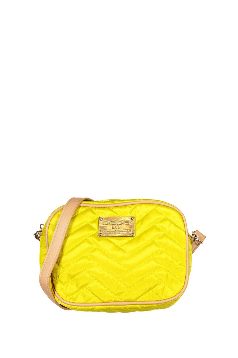 Sophia Camera Bag, Yellow