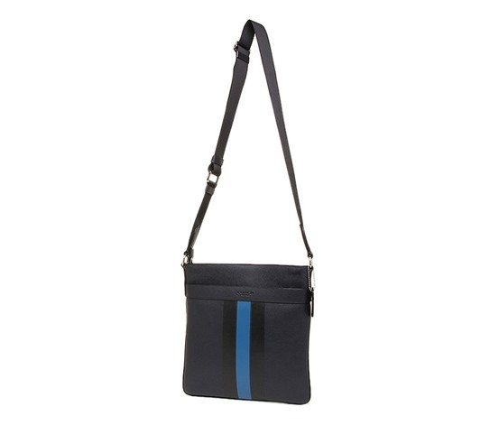 0cdcec2fc2fd Coach Charles Crossbody in Varsity Leather