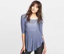 Weekends Layering Top, Moonstone