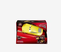 Disney Cars Disney/Pixar Cars 3 Movie Moves  Cruz Ramirez Vehicle, Yellow