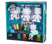 RoseArt Color Blanks Fun Variety Pack