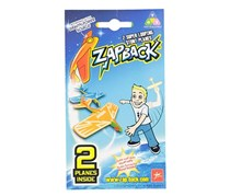 Zap Back 2 Super Looping Stunt of Planes, Green/Orange