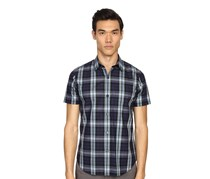 Theory Rammis Slim Fit Button Down Shirt, Outer Multi