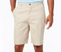 Geoffrey Beene Mens Classic-Fit Stripe Short, Stone