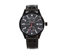 Geoffrey Beene Mens Watch, Black