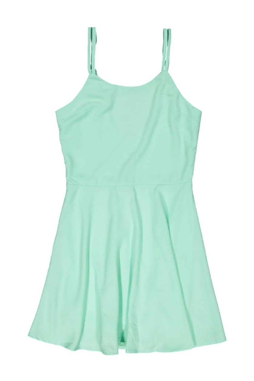 Girls' Sophia Dress, Mint
