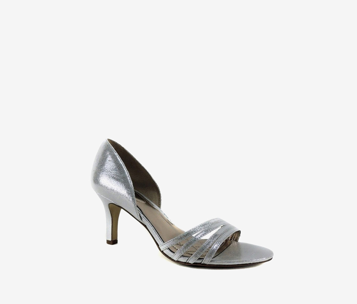 Women's Giorjah Evening Pumps Shoes, Silver