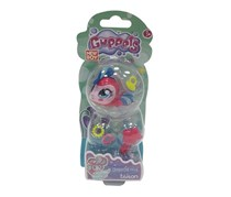 Guppets Taison Series 1 Molly Fish Pet, Pink