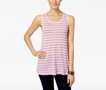 G.h. Bass & Co. Striped Tank Top, Passion Combo