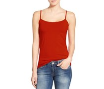 Halogen Women's Absolute Camisole, Red Mars