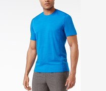 Ideology Mesh Performance T-Shirt, Voltage Blue