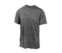 Ideology Mesh Performance T-Shirt, Charcoal Heather