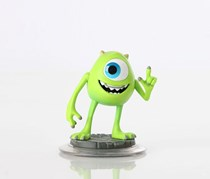 Disney Personaggio Disney Infinity Mike, Green