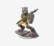 Disney Infinity 3.0 Edition: Star Wars Zeb Orrelios Figure, Purple/Olive