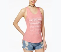 Junk Food Sunkissed Graphic Tank Top, Pink