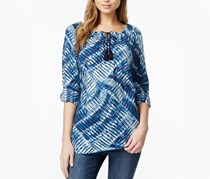 Tommy Hilfiger Striped Blouse, Blue