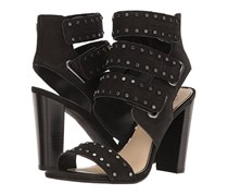 Jessica Simpson Women's Elanna Heeled Sandal, Black