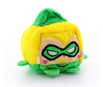 Kawaii Cubes DC Comics Green Arrow, Yellow/Green