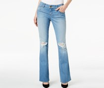 Kut From The Kloth Natalie Ripped Bootcut Jeans