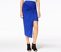 Kensie Layered Sarong Skirt, Dark Saphire