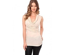 Buffalo David Bitton Tyse Top,Cream/Gold