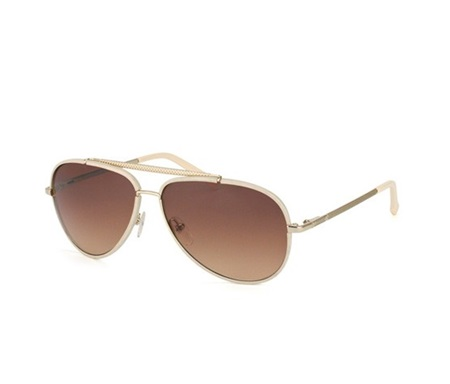7755948d94e Shop Lacoste Lacoste Sunglasses L152S 714 Gold 58-12-135 for ...