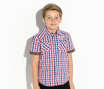 Guess Kids Boys Short-sleeve Polo-shirt, Multicolor