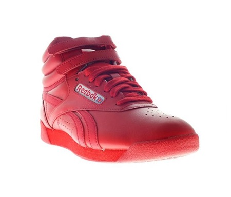 Shop Reebok Reebok Freestyle Hi Spirit  Excellent Red White for Women Shoes  in United Arab Emirates - Brands For Less e811b5030