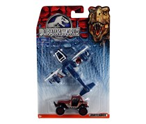 Matchbox Jurassic World Land and Air Vehicle Collection