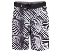 Hurley Men's Phantom Crest Boardshort, Black