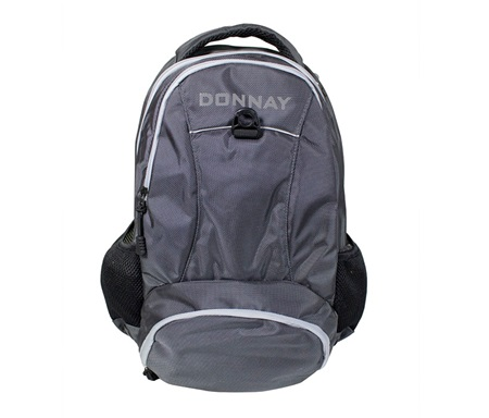 Shop Donnay DONNAY Backpack Large,Gray Black for Bags in United Arab  Emirates - Brands For Less d8df597465