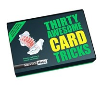 Marvin's Magic Thirty Awesome Card Tricks, Green