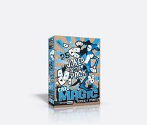 Marvin's Magic Card Magic Tricks And Stunts, Blue