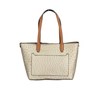 Mondani Rebecca Medium Tote Women's, Gold Ostrich