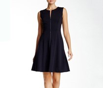 Tahari Nina Dress Navy
