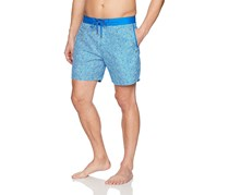 Mr. Swim Cubed Chuck Swim Trunks, Blue