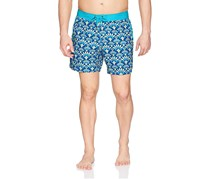 Mr. Swim Aloha Chuck Swim Trunks, Turquoise