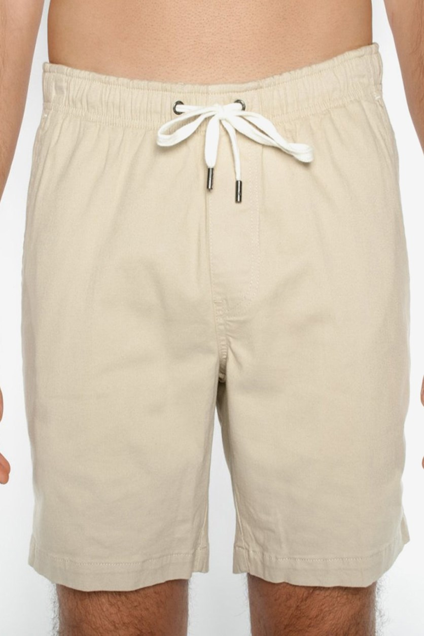 Chino Short, Light Khaki