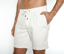 Mr.Swim Mens Chino Shorts, Ecru