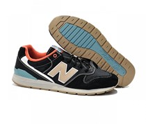 New Balance Mens Retro Running Shoes Sneakers, Navy/Red