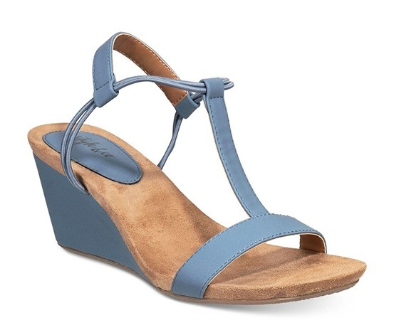 fed358abf3a Shop Style   Co Style Co Mulan Wedge Sandals