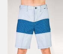 Hurley Loma Chino Court  Shorts, Blue