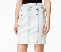Nanette Lepore Ahoy Sailor Cloud Wash Skirt, Cloud