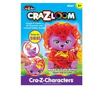 Cra-Z-Art 3D Cra-Z-Loom Character Creator - Cute Kitty