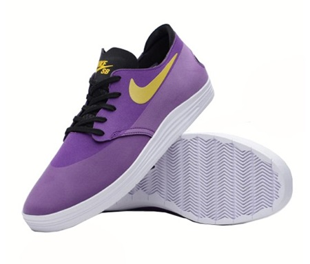 info for acd52 51a2a Nike SB Lunar One Shot, Court Purple