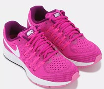 Nike Women's Air Zoom Vomero Sneaker, Fire Pink/White