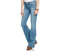 Free People Flared Jeans, Stevie Wash