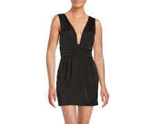 Free People Haiku Mini Dress, Black