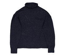 Urban Outfitter Men's Pullover Sweater, Navy